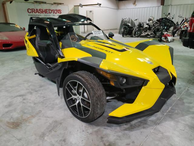 Salvage cars for sale from Copart Fort Pierce, FL: 2018 Polaris Slingshot