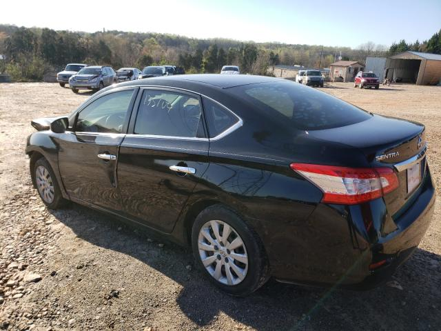 2013 NISSAN SENTRA S - Right Front View