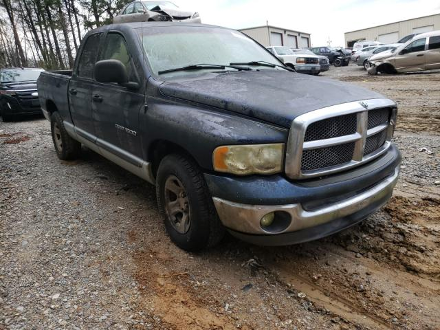 Salvage cars for sale from Copart Gainesville, GA: 2002 Dodge RAM 150
