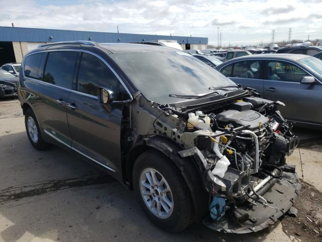 Salvage 2019 CHRYSLER PACIFICA - Small image. Lot 37608281