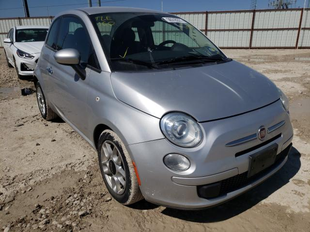 2014 FIAT 500 POP - Other View