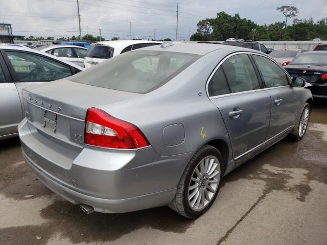2010 VOLVO S80 V8 YV1852AR2A1123768