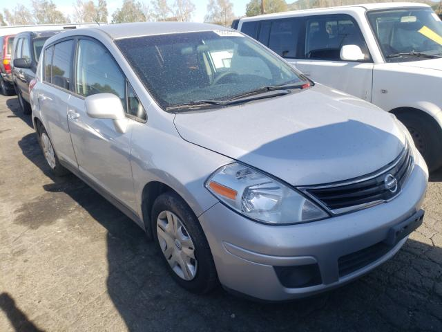Salvage cars for sale from Copart Colton, CA: 2011 Nissan Versa S