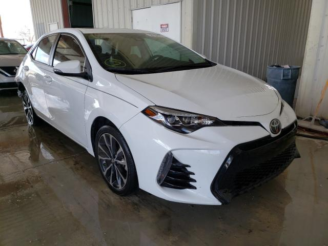 Salvage cars for sale from Copart Homestead, FL: 2018 Toyota Corolla L