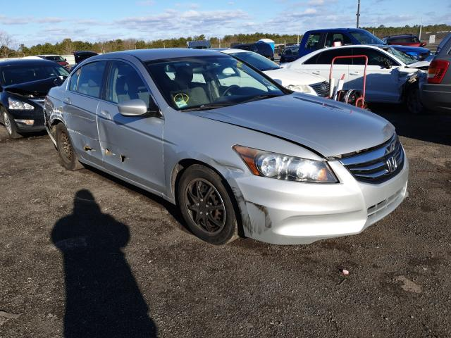 Salvage cars for sale from Copart Brookhaven, NY: 2011 Honda Accord LX