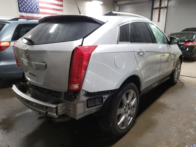 2010 Cadillac SRX | Vin: 3GYFNBEY8AS645747