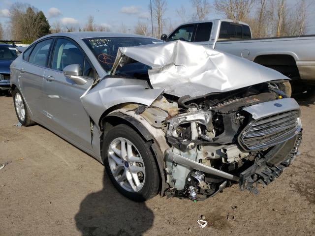 Vehiculos salvage en venta de Copart Portland, OR: 2016 Ford Fusion SE