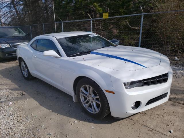 Salvage cars for sale from Copart Northfield, OH: 2013 Chevrolet Camaro LT