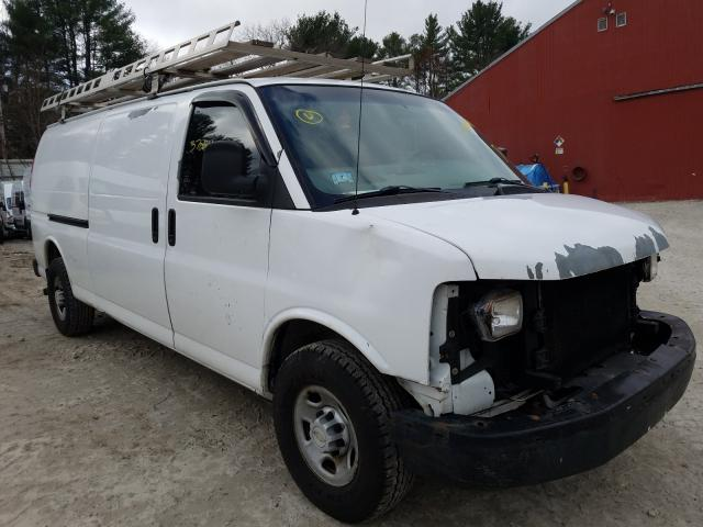Salvage cars for sale from Copart Mendon, MA: 2007 Chevrolet Express G2