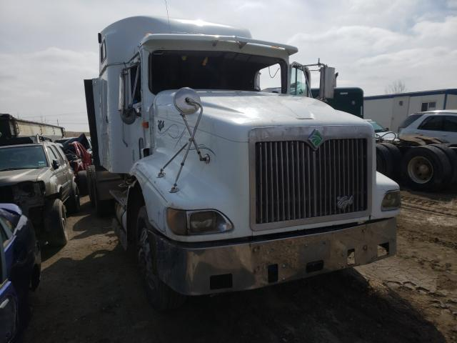 International salvage cars for sale: 1999 International 9200