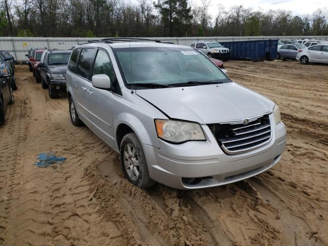 Salvage cars for sale from Copart Gaston, SC: 2008 Chrysler Town & Country