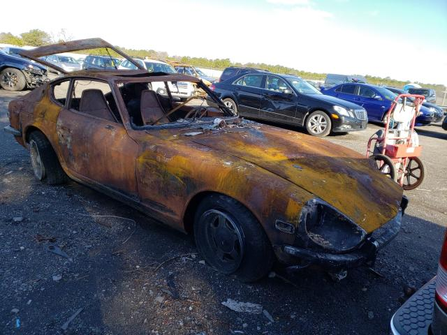 Datsun salvage cars for sale: 1972 Datsun 240Z