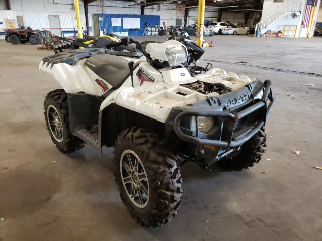 Salvage cars for sale from Copart Denver, CO: 2011 Polaris Sportsman