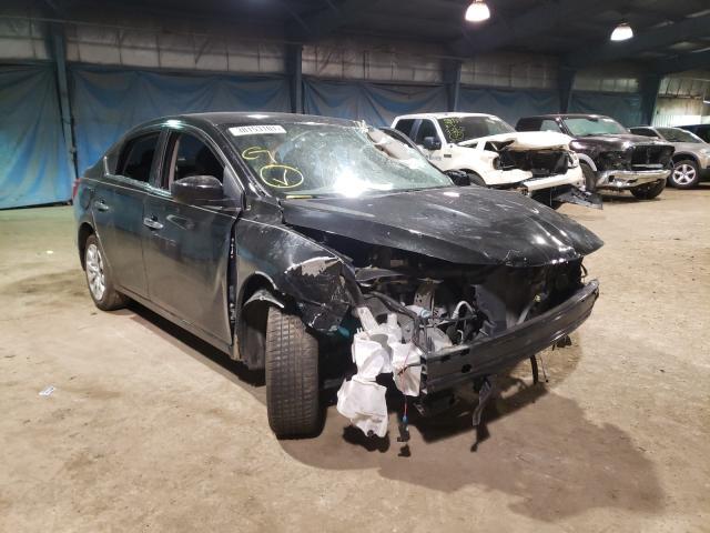 Vehiculos salvage en venta de Copart Dyer, IN: 2017 Nissan Sentra S