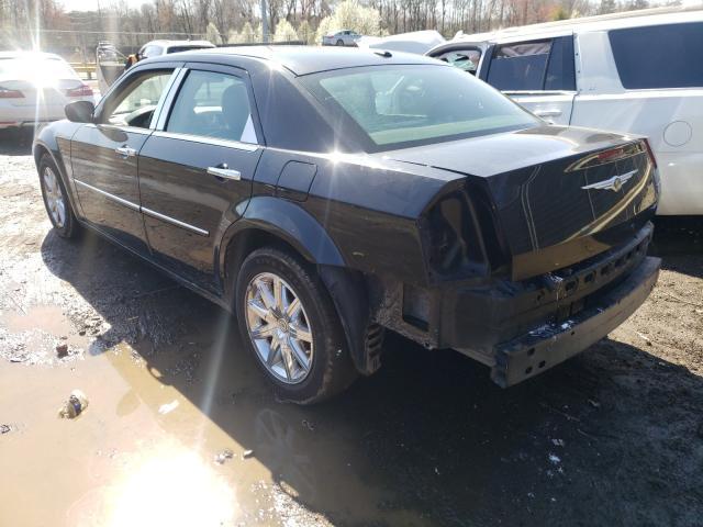 2010 Chrysler 300   Vin: 2C3CA5CV6AH224275