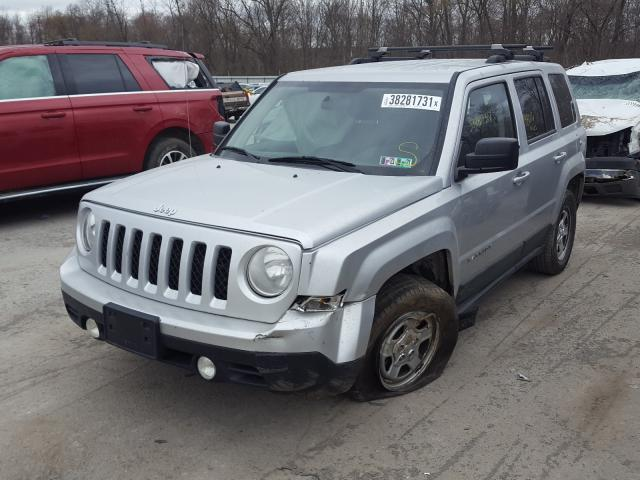 2011 JEEP PATRIOT SP 1J4NF1GBXBD274751