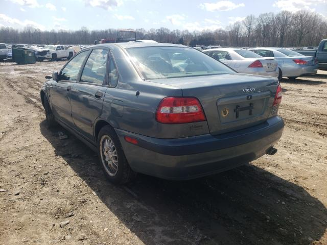 2002 VOLVO S40 1.9T - Right Front View