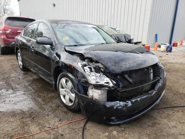 Salvage cars for sale from Copart Harleyville, SC: 2008 Nissan Altima 2.5