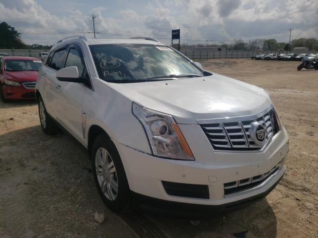 Salvage cars for sale from Copart Newton, AL: 2015 Cadillac SRX Luxury