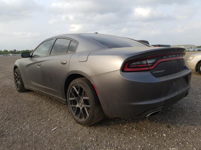 2018 DODGE CHARGER SX - Right Front View