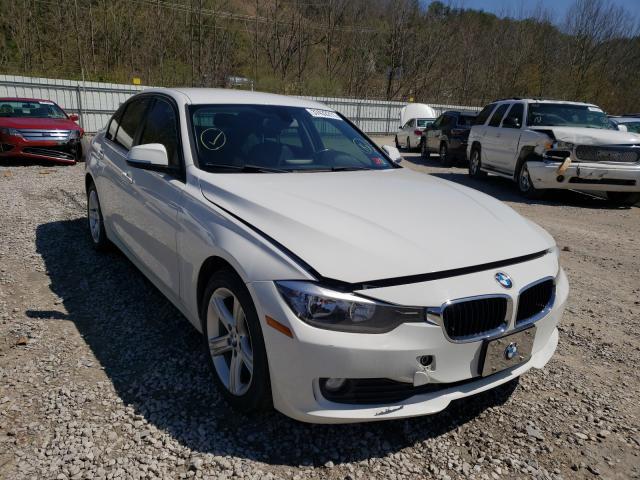 2013 BMW 320 I XDRI WBA3C3C59DF146538