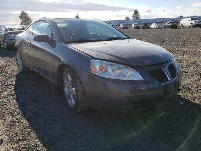 2009 Pontiac G6 GT en venta en Airway Heights, WA