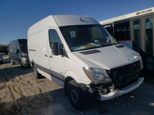 Vehiculos salvage en venta de Copart Grand Prairie, TX: 2015 Mercedes-Benz Sprinter 2
