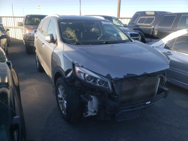 Salvage cars for sale from Copart Nampa, ID: 2018 KIA Sorento LX