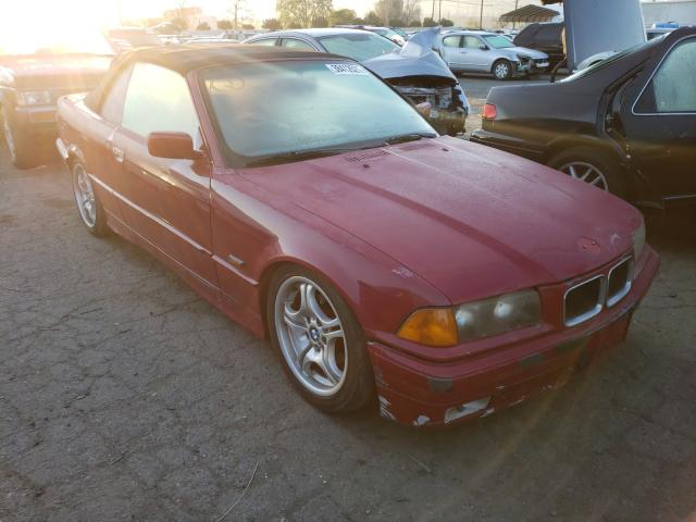 Salvage cars for sale from Copart Colton, CA: 1995 BMW 325 IC AUT