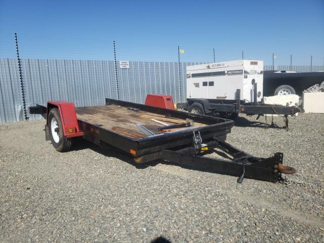 Big Tex salvage cars for sale: 2002 Big Tex Trailer