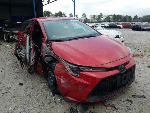 Vehiculos salvage en venta de Copart Cartersville, GA: 2020 Toyota Corolla LE