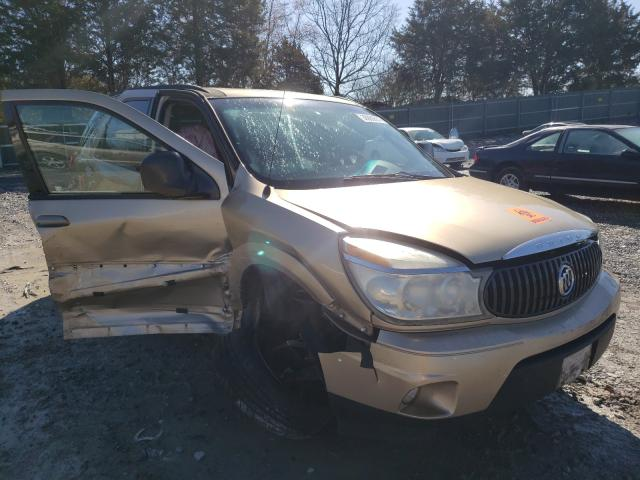 Buick Rendezvous salvage cars for sale: 2006 Buick Rendezvous