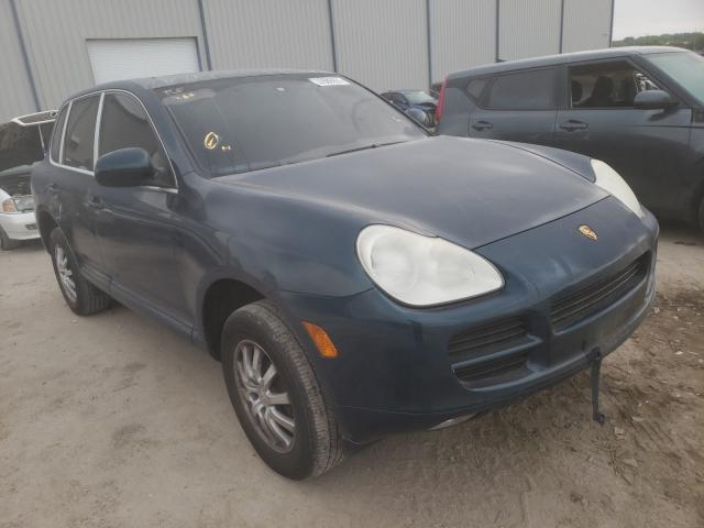 Porsche salvage cars for sale: 2006 Porsche Cayenne