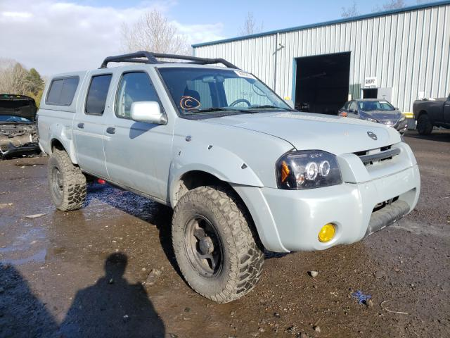Salvage cars for sale from Copart Portland, OR: 2004 Nissan Frontier C