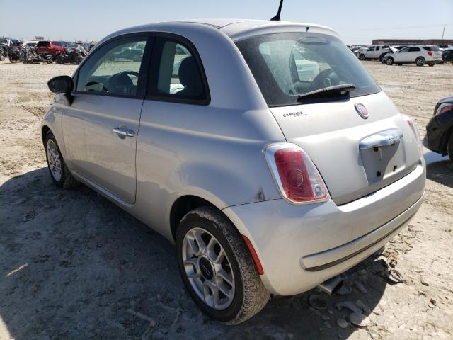 2014 FIAT 500 POP - Right Front View