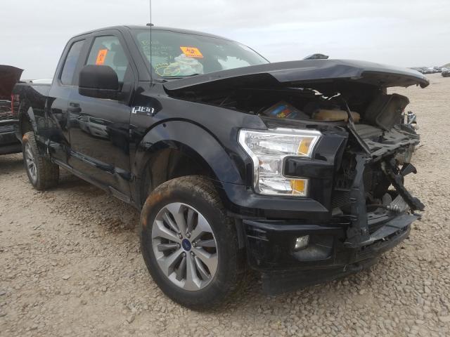 Vehiculos salvage en venta de Copart Magna, UT: 2017 Ford F150 Super