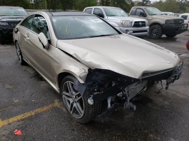 Salvage cars for sale from Copart Eight Mile, AL: 2016 Mercedes-Benz E 400