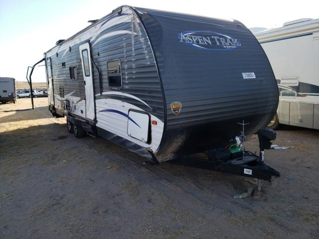 Aspen Trailer salvage cars for sale: 2019 Aspen Trailer
