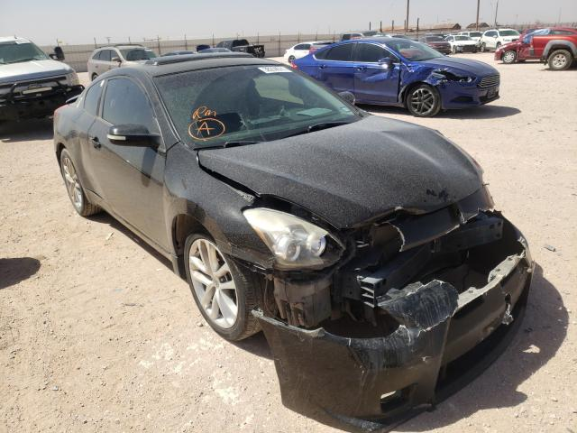 Salvage cars for sale from Copart Andrews, TX: 2012 Nissan Altima SR