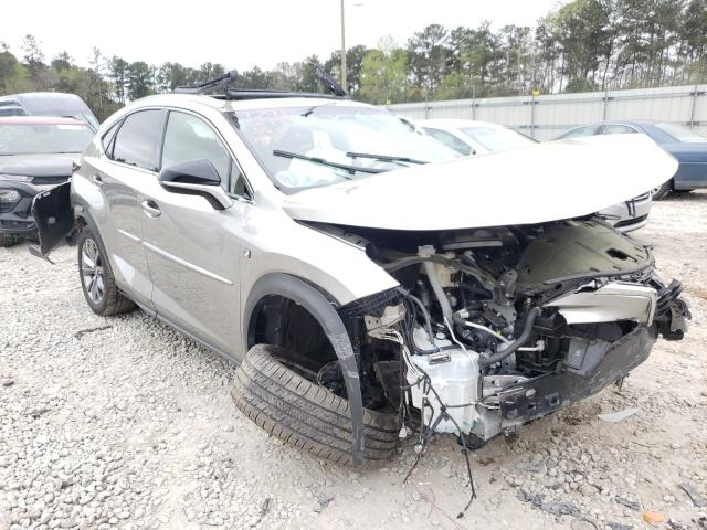 Lexus NX 200T BA salvage cars for sale: 2017 Lexus NX 200T BA