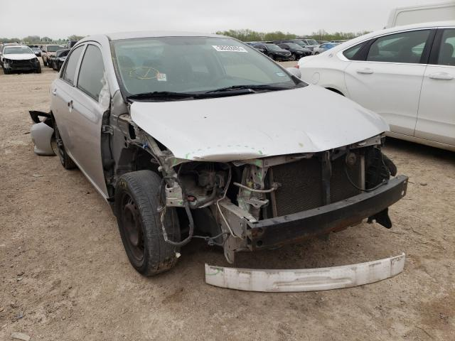 Salvage cars for sale from Copart Temple, TX: 2009 Toyota Corolla BA