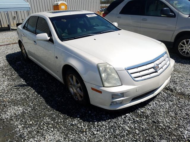 Salvage cars for sale from Copart Spartanburg, SC: 2006 Cadillac STS