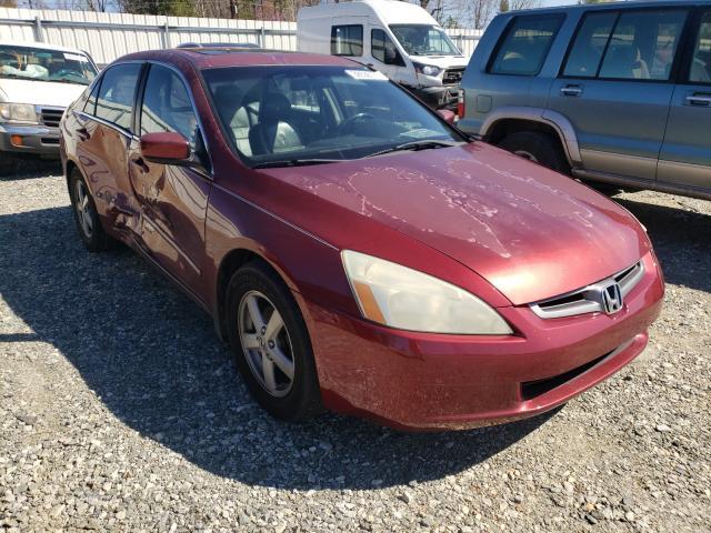 Vehiculos salvage en venta de Copart Mebane, NC: 2004 Honda Accord EX