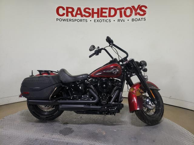 Harley-Davidson Flhc salvage cars for sale: 2019 Harley-Davidson Flhc