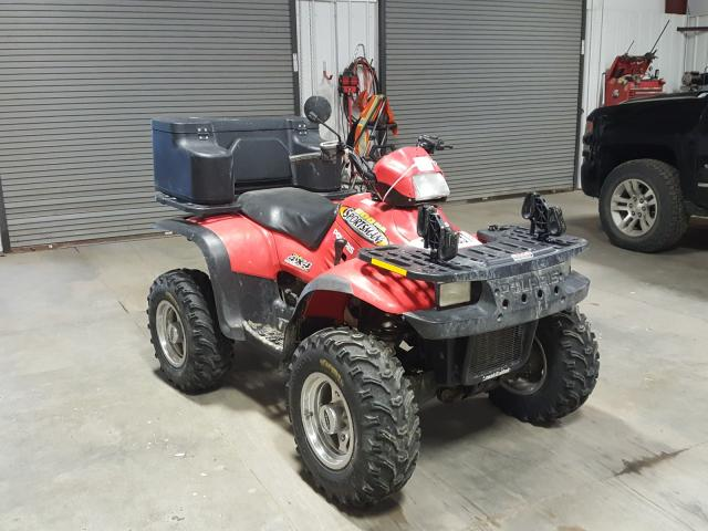 Salvage cars for sale from Copart Billings, MT: 2002 Polaris Sportsman