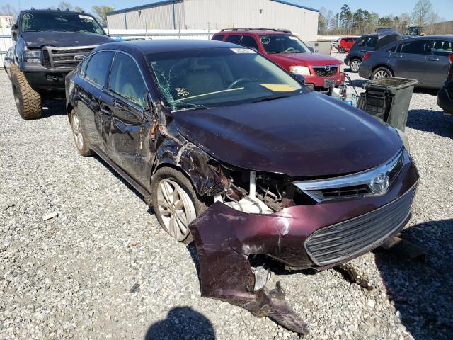 Salvage cars for sale from Copart Spartanburg, SC: 2013 Toyota Avalon Base