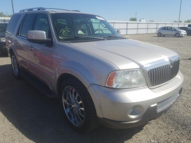 Lincoln Vehiculos salvage en venta: 2003 Lincoln Navigator