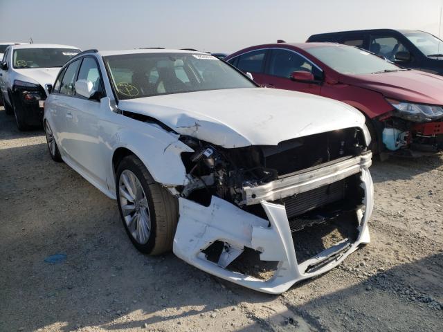 2012 AUDI A4 PREMIUM WAUWFAFL3CA059040