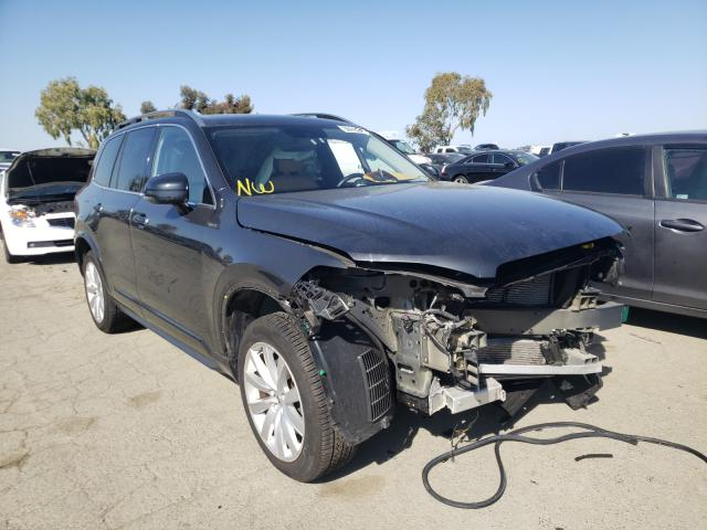 Salvage cars for sale from Copart Martinez, CA: 2016 Volvo XC90 T6