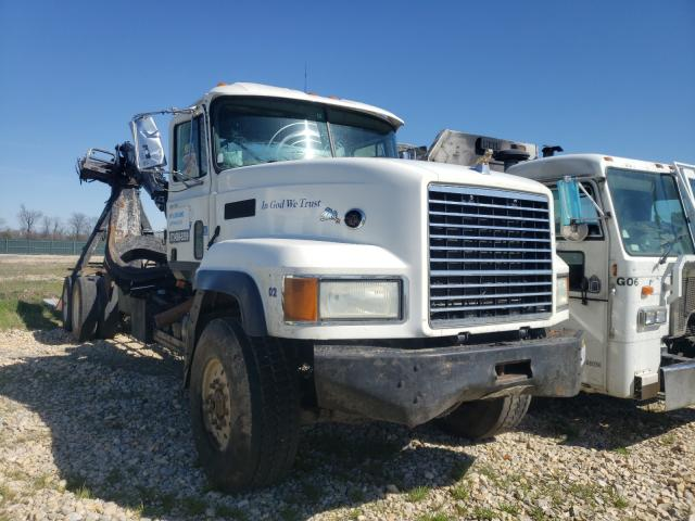 Salvage cars for sale from Copart Sikeston, MO: 2002 Mack 700 CL700